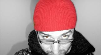Как сделать красную шапочку