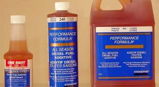 Как удалить запах солярки