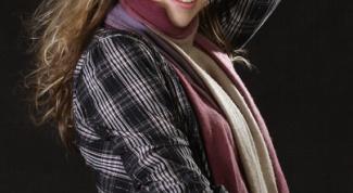 Как завязать платок, шарф, парео