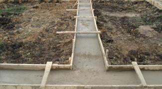 Как построить опалубку