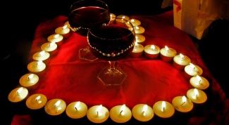 Как сделать ужин при свечах