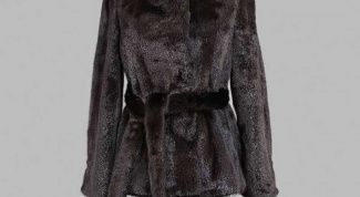 How to distinguish the real mink coat