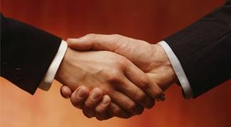 Как оформить крупную сделку