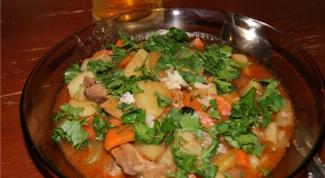 Как готовить азу по-татарски
