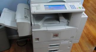 Как отсылать факс