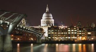 Как снимать ночной город