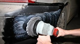 Как заделать царапины на кузове