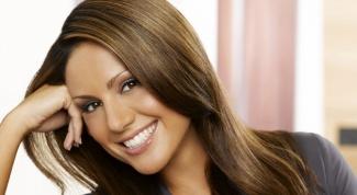 Как закрасить мелированные волосы