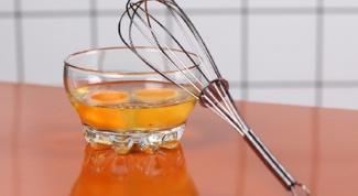 Как приготовить оригинальное блюдо из яиц