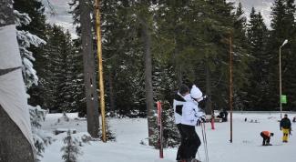Как установить лыжные крепления sns