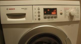 Как выбрать стиральную машину с сушкой