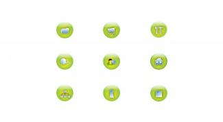 Как поменять иконку диска