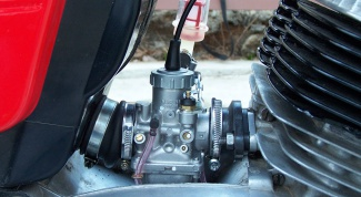 How to adjust the carburetors for motorcycle