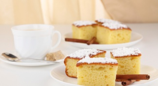 Как испечь простой пирог