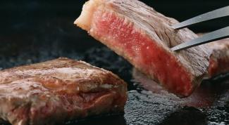 Как определить готовность мяса
