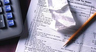 Как заполнить налог на прибыль и убытки