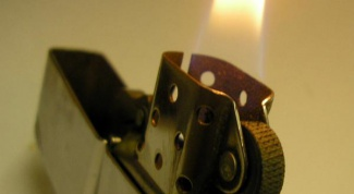 How to replace the wick from zippo