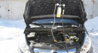 Как промыть топливную систему