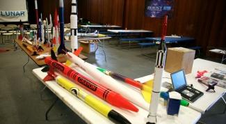 Как сделать ракетное топливо
