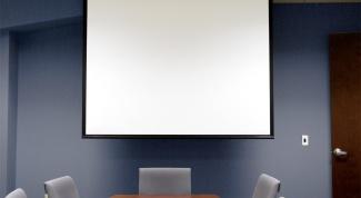 Как сделать прозрачный экран