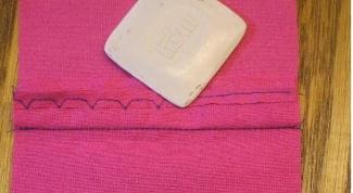 Как определить изнанку ткани