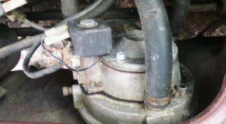 Как слить конденсат с газового редуктора