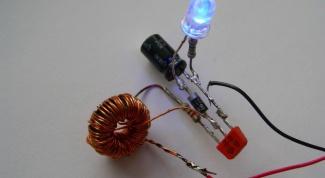 Как подобрать резистор для светодиода