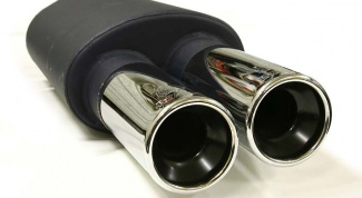 How to make a quiet muffler