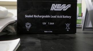 Как зарядить agm аккумулятор