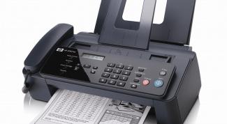 Как отправить факс в Россию