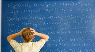 How to solve a system of three equations with three unknowns