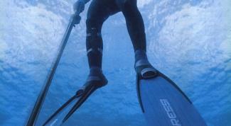 Как сделать подводный арбалет