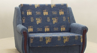 Как собрать диван-аккордеон