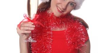 Как одеться в новогоднюю ночь
