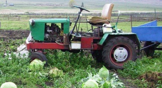 How to make homemade tractor