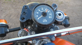 Как подключить тахометр в мотоцикле