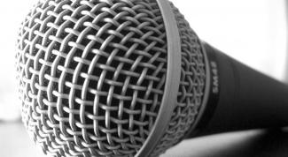 Как записывать звук через микрофон