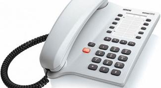 Как перевести телефон Siemens в тональный режим