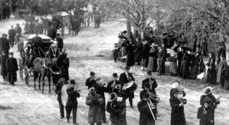 Как играть похоронный марш