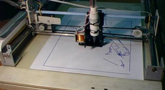 How to make a plotter