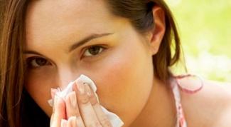 Как увлажнить слизистую носа