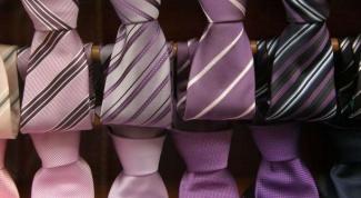 Как подобрать цвет галстука