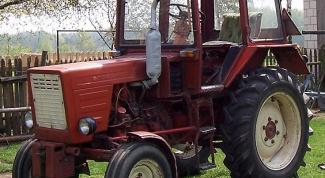Как собрать самодельный трактор
