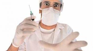 Как избежать прививки