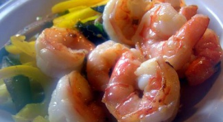 How to cook king prawns