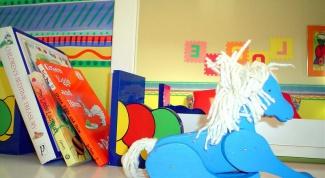 Как декорировать детскую