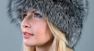 Как подобрать шапку к шубе