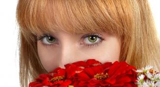 Как придать блеск глазам