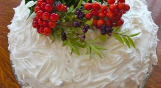 How to make a beautiful cake