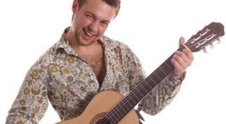 Как научиться играть на гитаре за один день